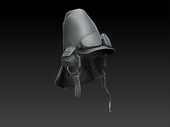 Moebius FanArt Wip - The hat by TomasDiaz