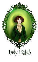 Lady Eighth by Miss-Alex-Aphey
