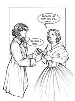 Mary Shelley's goodbye by Miss-Alex-Aphey