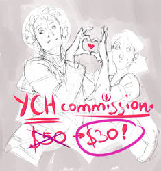 YCH Commission OPEN by Miss-Alex-Aphey