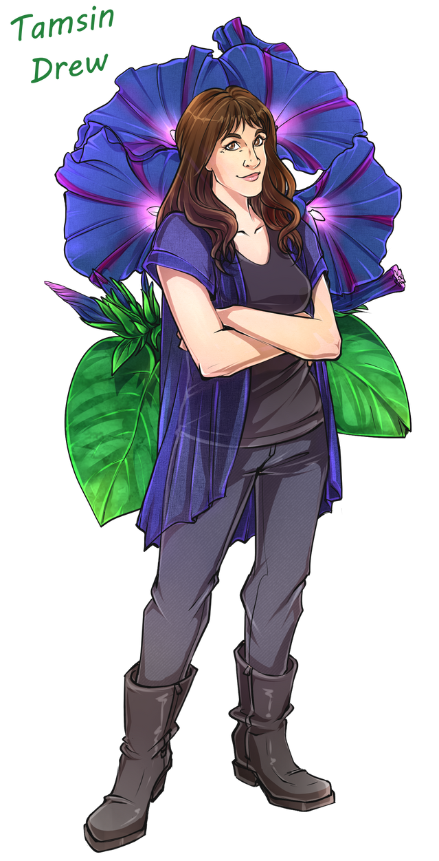 DW Flowers: Tamsin
