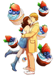 DW Sweets: Nyssa and Fifth by Miss-Alex-Aphey