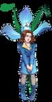 DW Flowers: Small Nyssa by Miss-Alex-Aphey