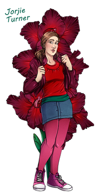 K9 Flowers: Jorjie