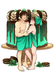 DW Sweets: Hu and Sarah Jane