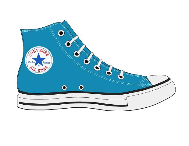 Tennis Shoe Logo Images