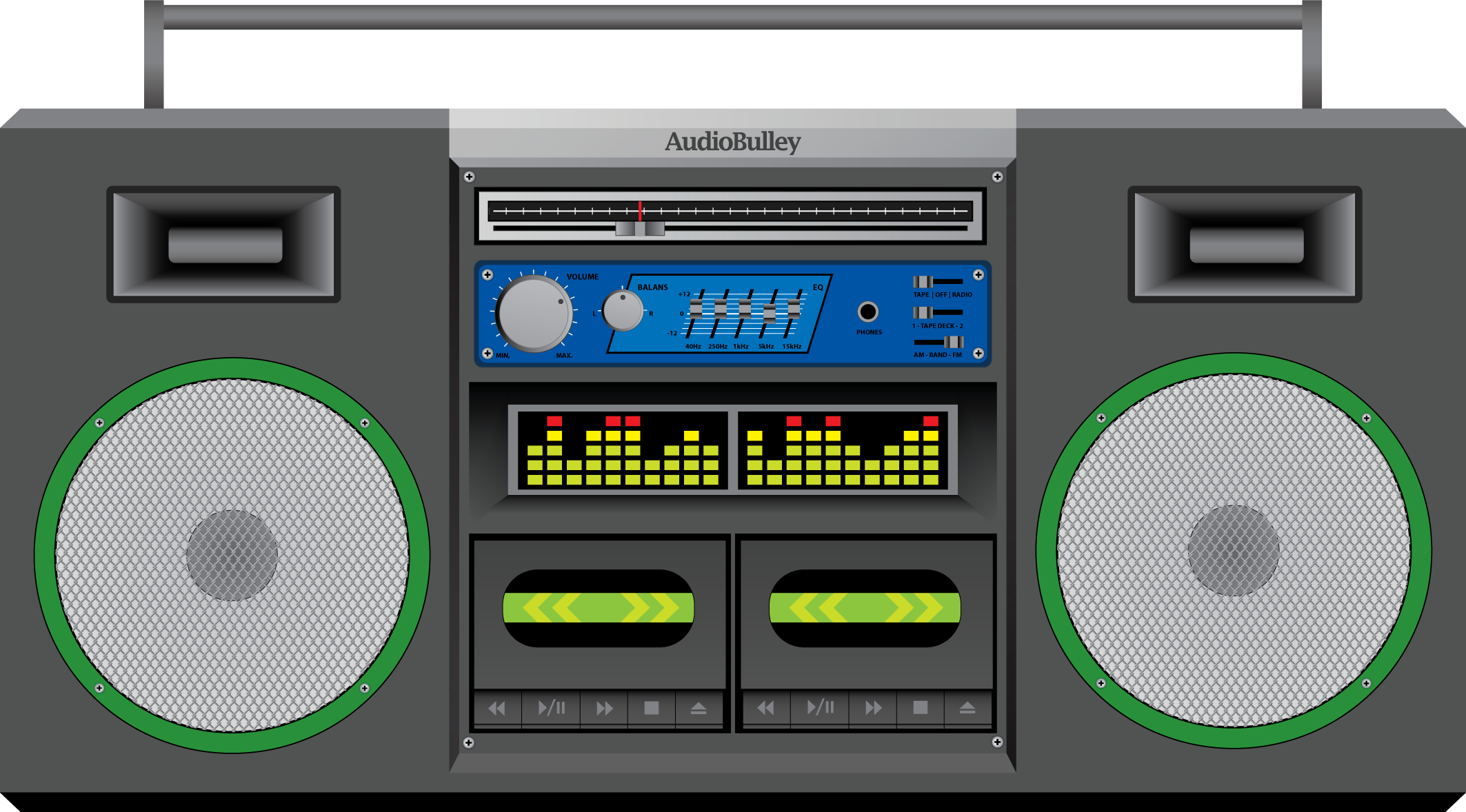 Boombox by N8N on DeviantArt