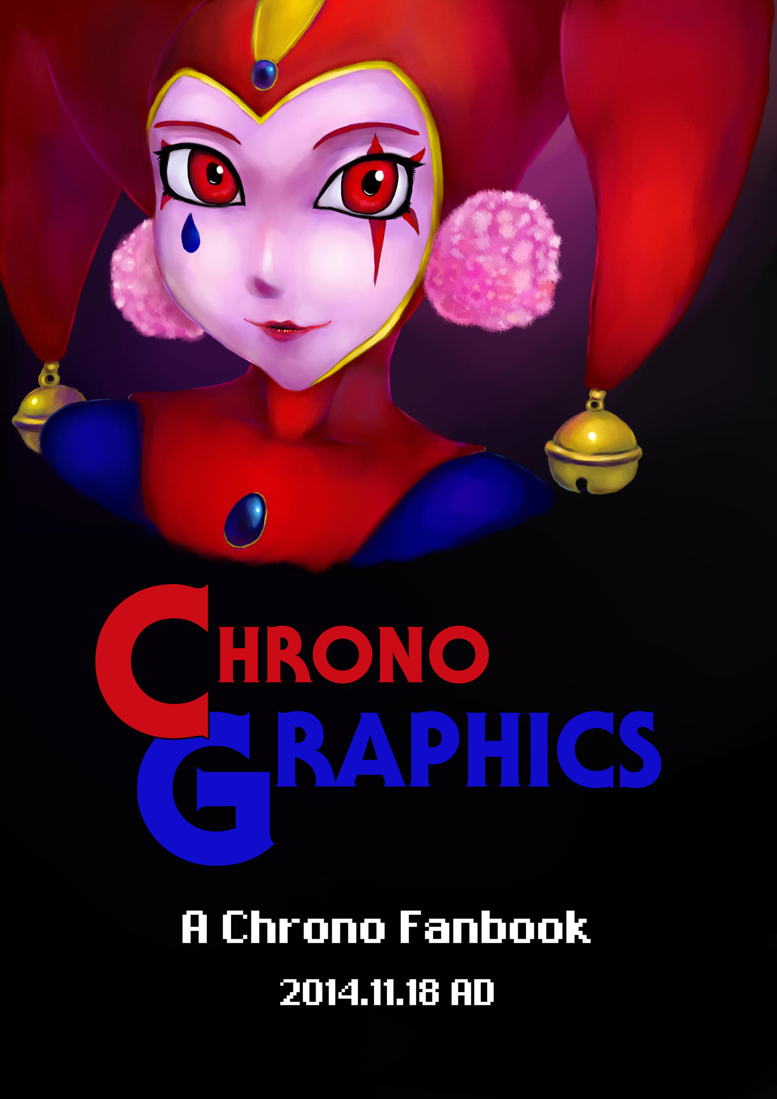 Chrono Graphics, a Chrono fanbook coming SOON by funnbunns