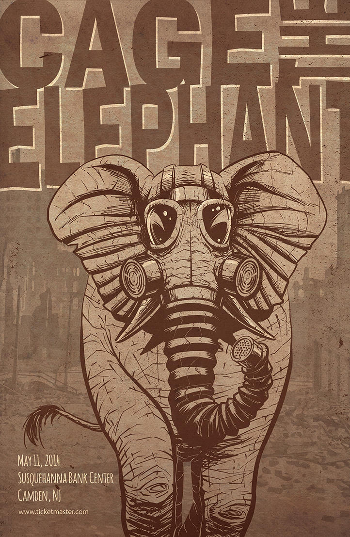 cage the elephant wallpaper reddit