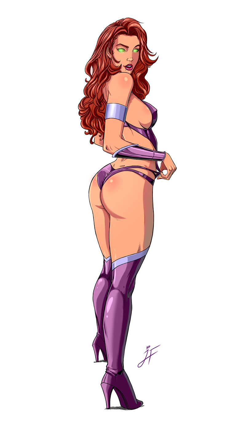 Starfire (I) by JorgeFranco