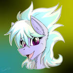 My favorite background pony :3