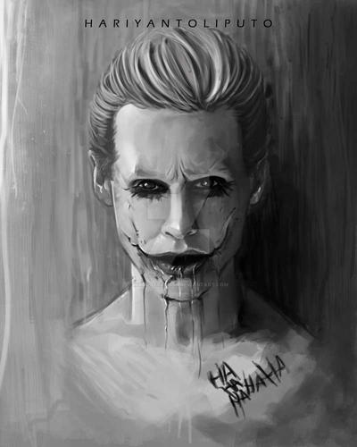 Joker Poster by maggotsaid666