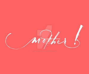 Mother! PNG