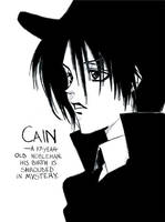 Cain by TsukuPhlame