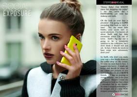 Social Exposure|Steffi's Big Reveal by Misssimone
