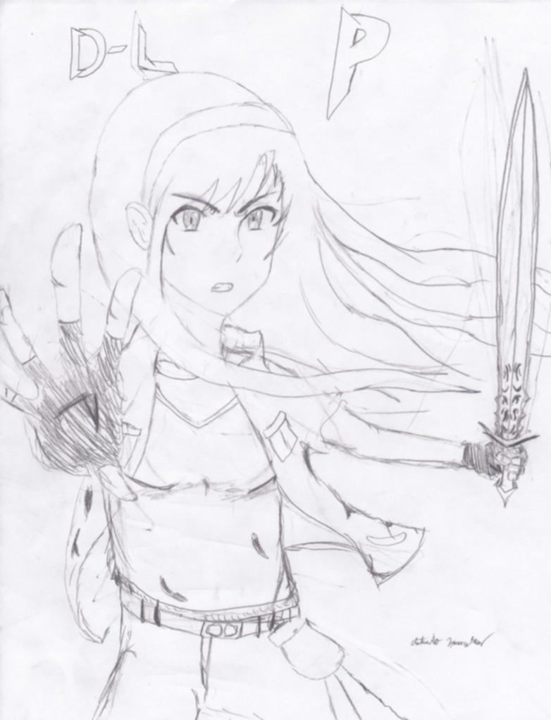 Kimiko!! (OC) by Tanzukennen