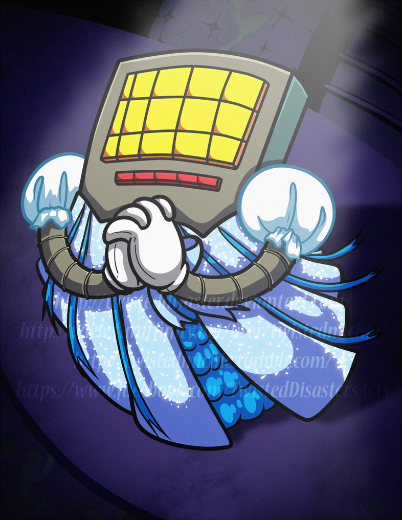 UNDERTALE the Musical :Commission: by TwistedDisaster