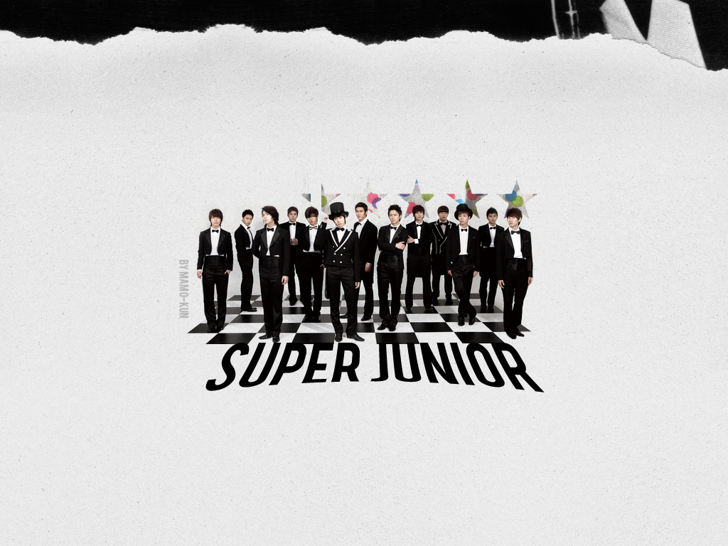 Super Junior Wallpaper 2 by MamoKun on DeviantArt