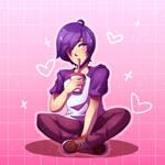 Makoto Yuki but cute maybe