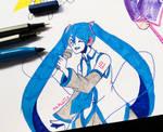 Miku doodle