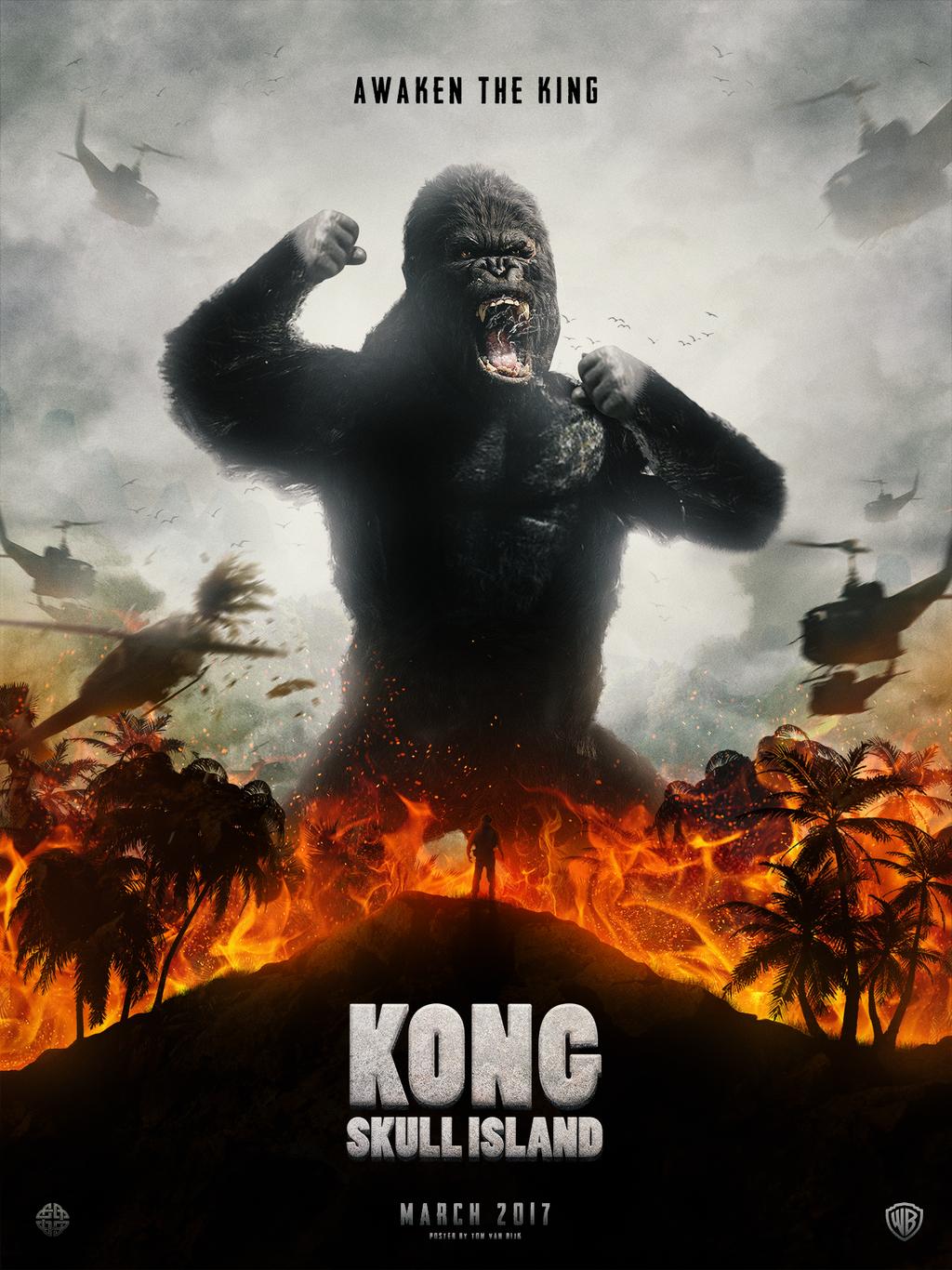 Skull Island Kong Website