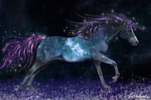 Equine Galaxy by Raiven2015