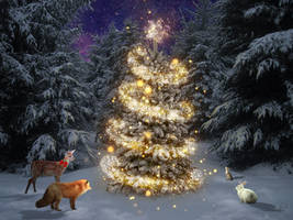 Oh Christmas Tree by Raiven2015