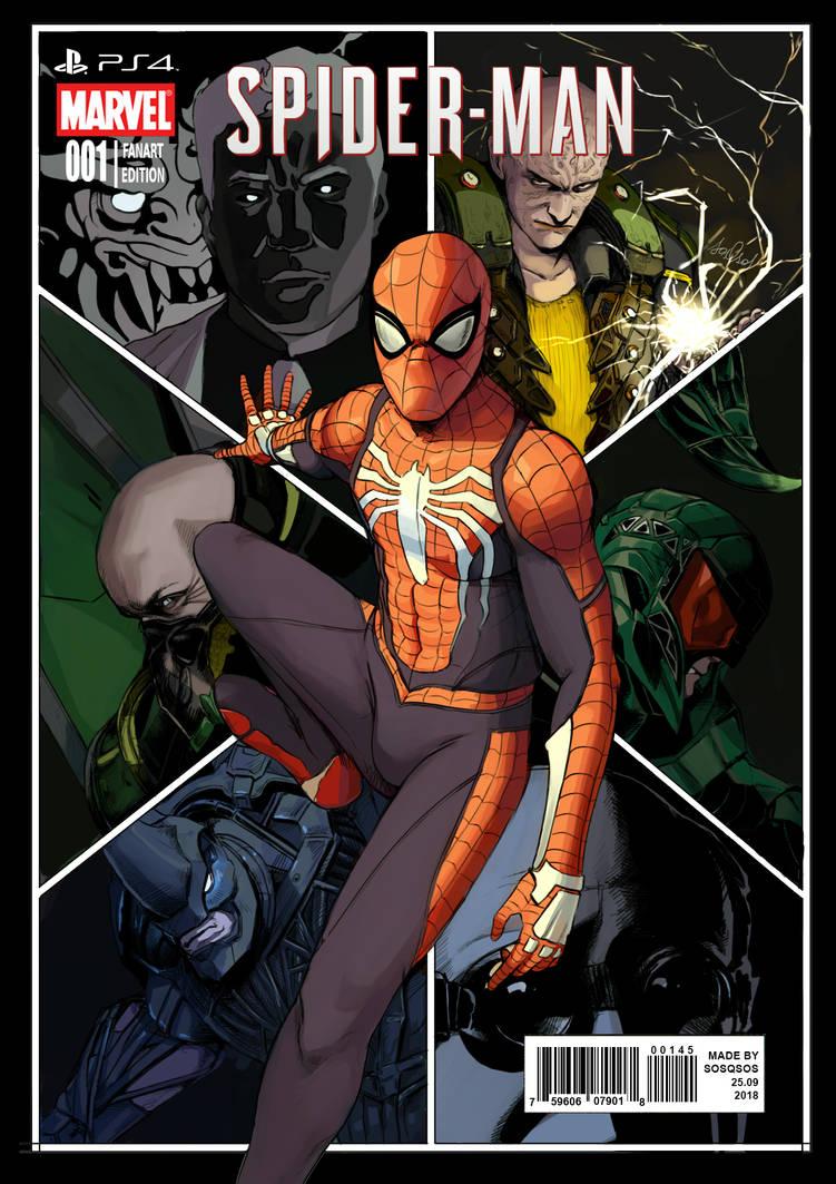 Spider-Man Fanart