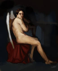 Sketch - Waiting