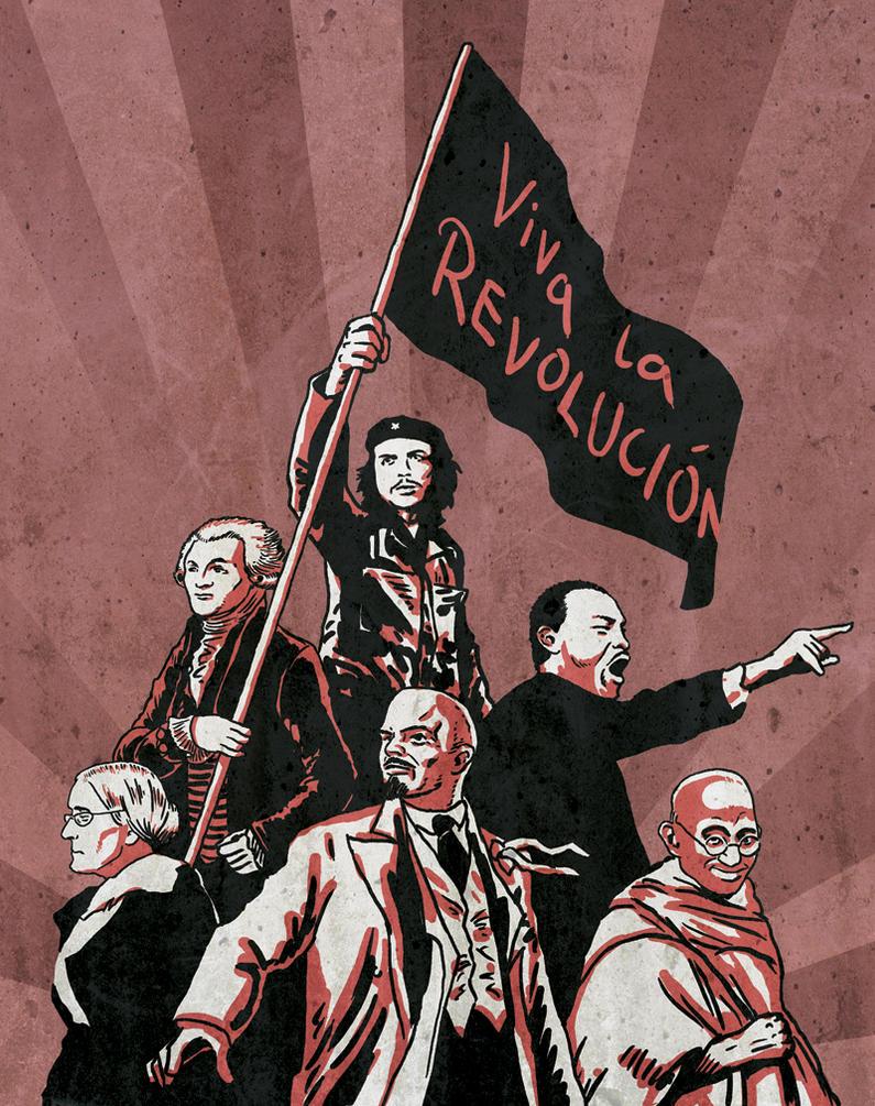 Viva la Revolucion by Domigorgon