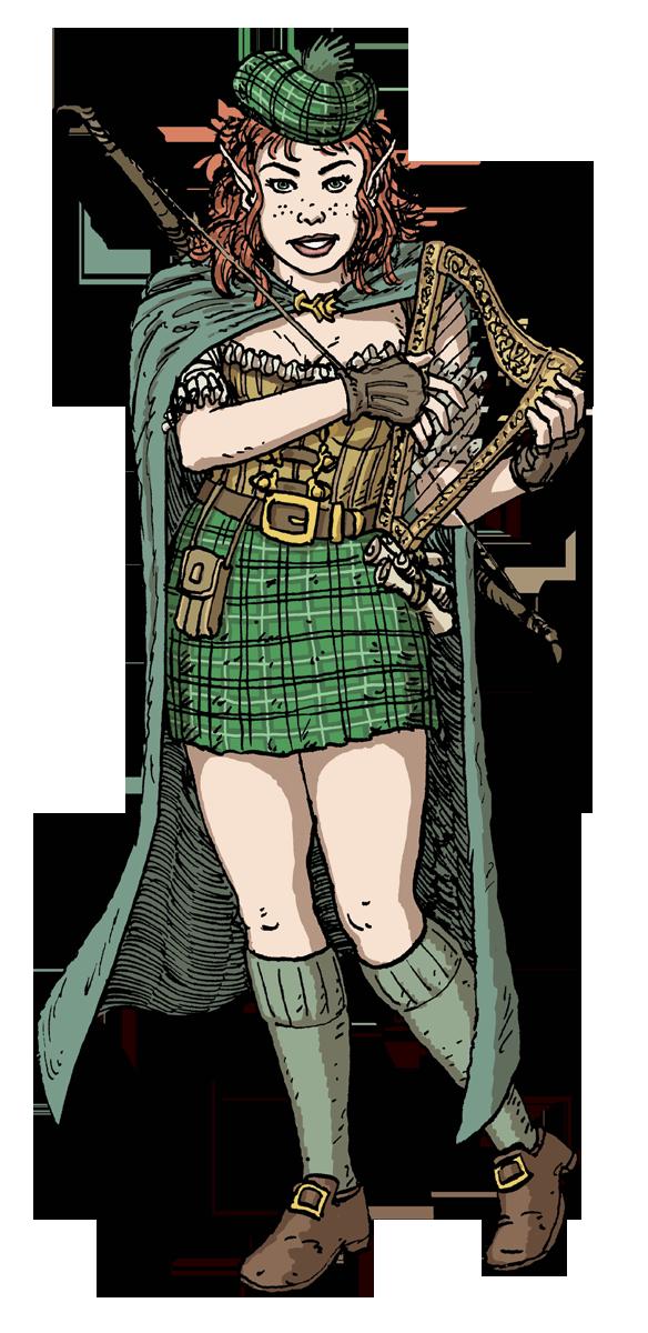 Bardess by Domigorgon