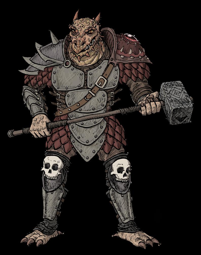 Dragonborn by Domigorgon