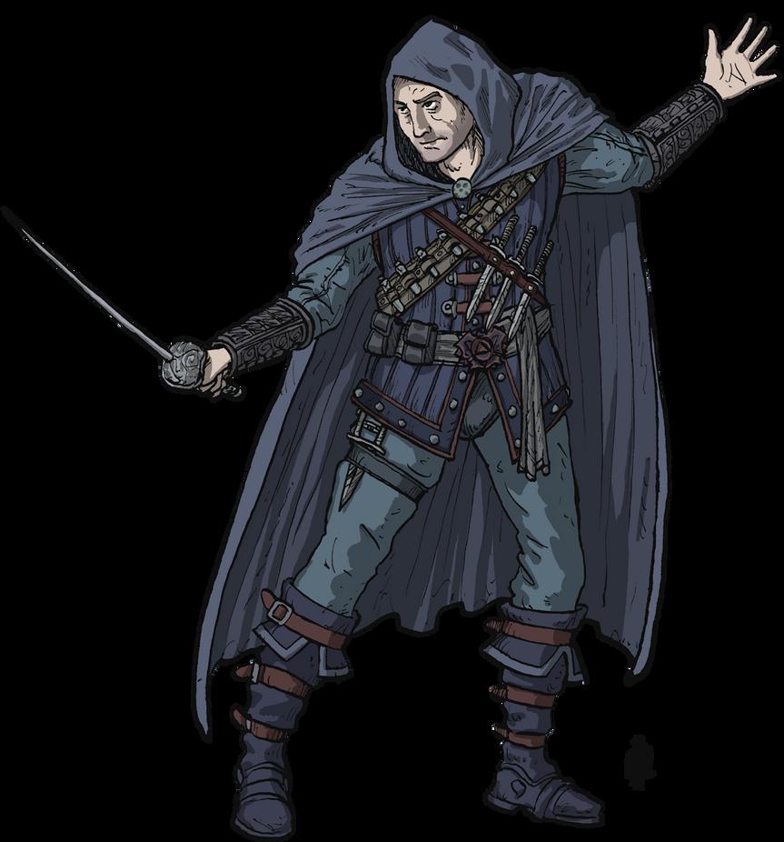 Rogue by Domigorgon