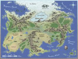 Terra Nova Map