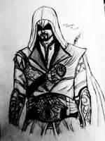 Ezio Auditore da Firenze by Roberto-210296