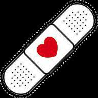 Curita de Amor PNG by ValeryPedidos