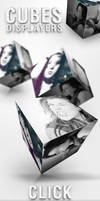 Cubes Displayers by CarlosViloria