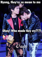 JongKey-Who Made Key Cry by xX-miky-uchiruno-Xx