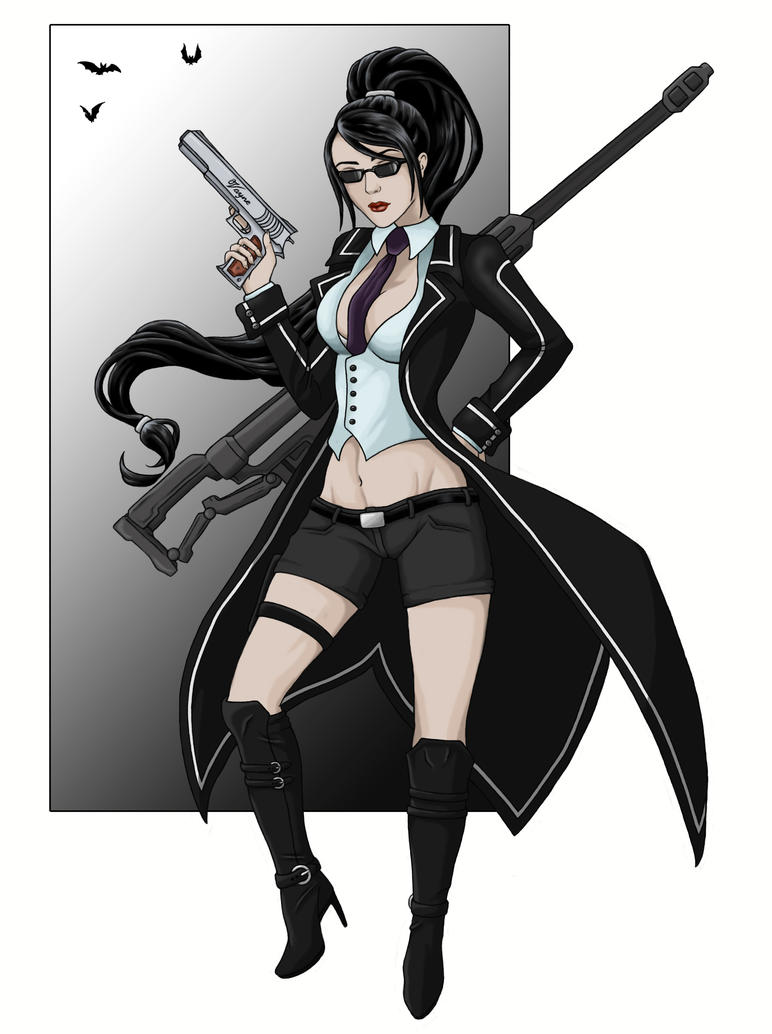 Agent Vayne by Destinea