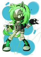 G: Dat Toxic Zebra by PKBlastBastic101