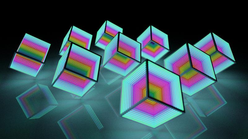 Cubes by petereszenyi