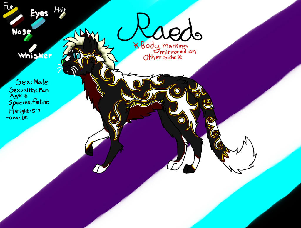 Raed Ref by Ghostray567