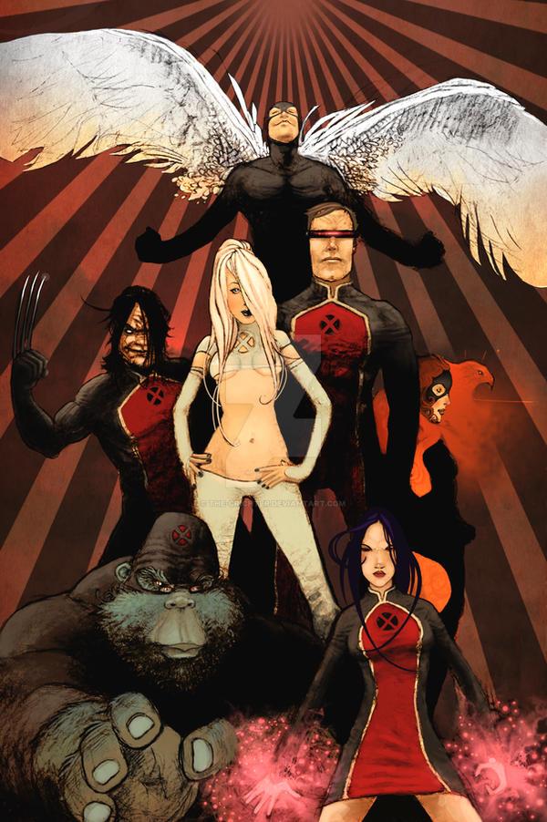 Astounding X-Men by the-crichter