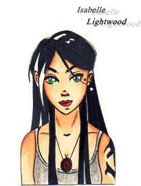 Isabelle Lightwood by GinnyAsakura