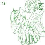 Twilight sketch