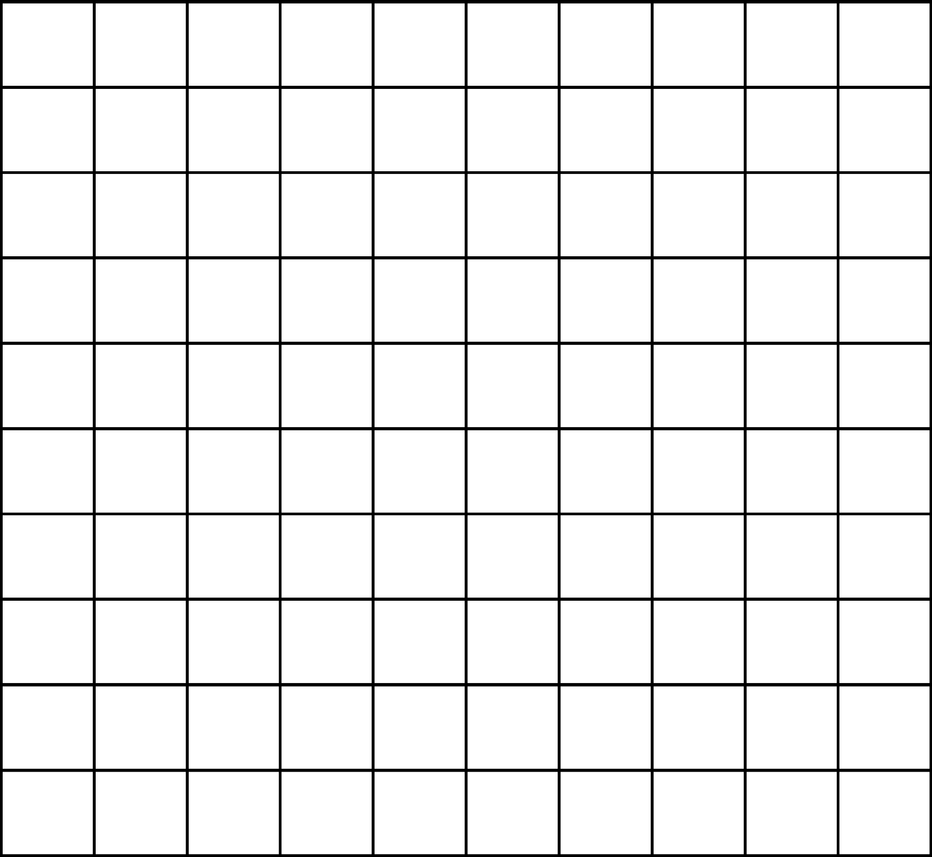 Blank 100 Squares 515300635 on Fill In The Blank Worksheet