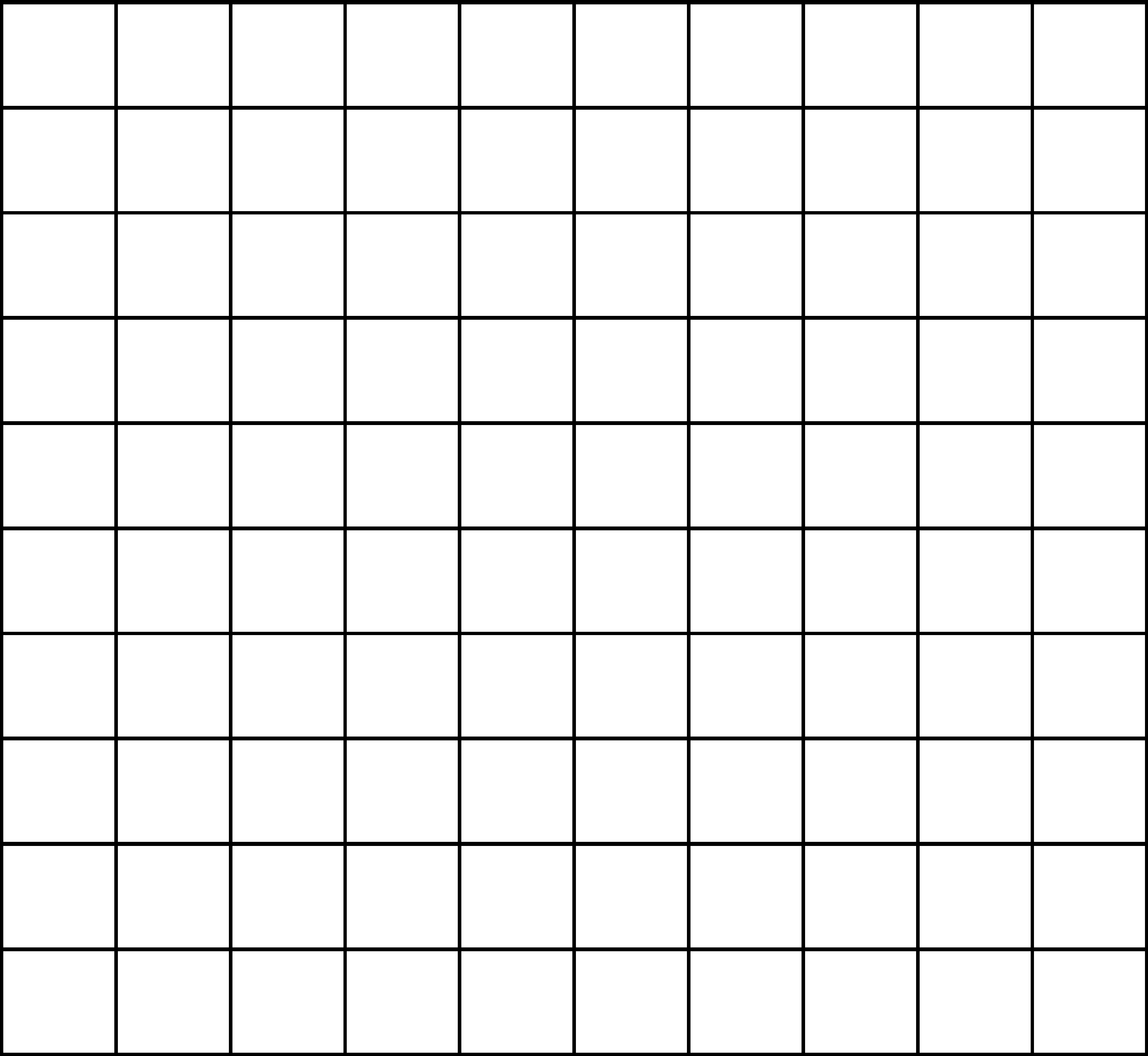Blank 100 Squares by haxor478 on DeviantArt