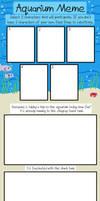 Aquarium Meme: Blank Meme
