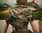 Wasteland Barbarian Outfit (back view)