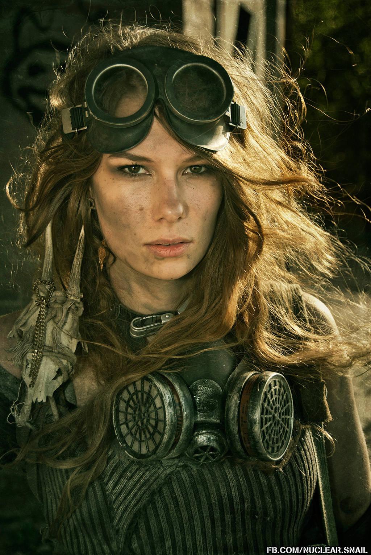 Kate Riffs by NuclearSnailStudios